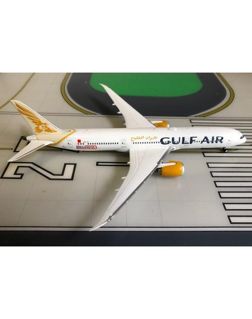 Gulf Air Boeing 787-9 A9C-FF Formula 1 Bahrain 1/400 scale diecast Phoenix Models