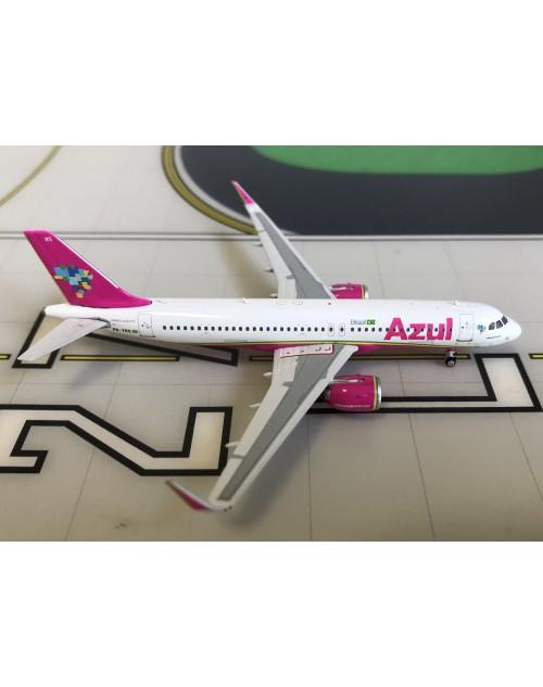 Azul Brasil Airbus A320NEO PR-YSR 1/400 scale diecast Phoenix Models