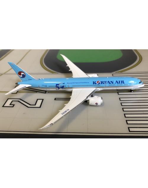 Korean Air Boeing 787-9 HL8082 50 years 1/400 scale diecast Phoenix Models
