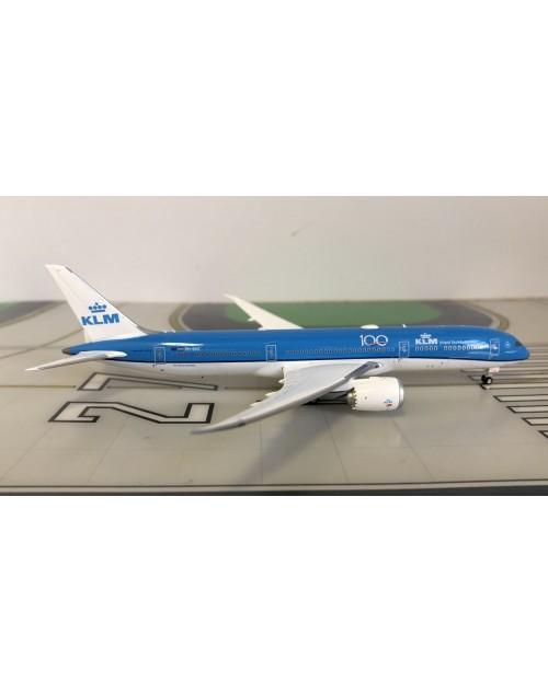 KLM Boeing 787-9 PH-BHC 100 1/400 scale diecast Phoenix Models