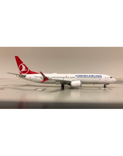 Turkish Airlines Boeing 737-Max 9 TC-LYA 1/400 scale diecast Phoenix Models