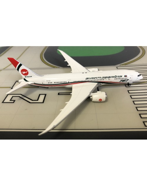 Bangladesh Airlines Boeing 787-8 S2-AJU 1/400 scale diecast Phoenix models