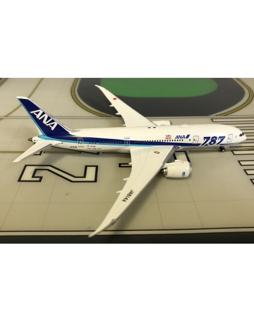 ANA-All Nippon Airways Boeing 787-8 JA814A 1/400 scale diecast Phoenix models