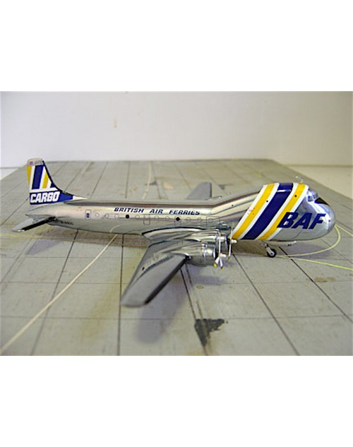 British Air Ferries ATL-98 Carvair G-ASDC 1/200 scale Phoenix Models