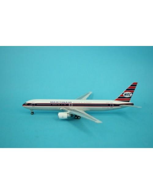 Martinair Boeing 767-31AER PH-MCL Retro 1/400 scale diecast Phoenix Models