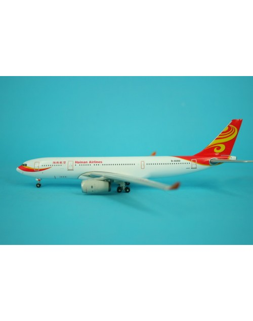 Hainan Airlines Airbus A330-243 B-6089 1/400 scale diecast Phoenix Models