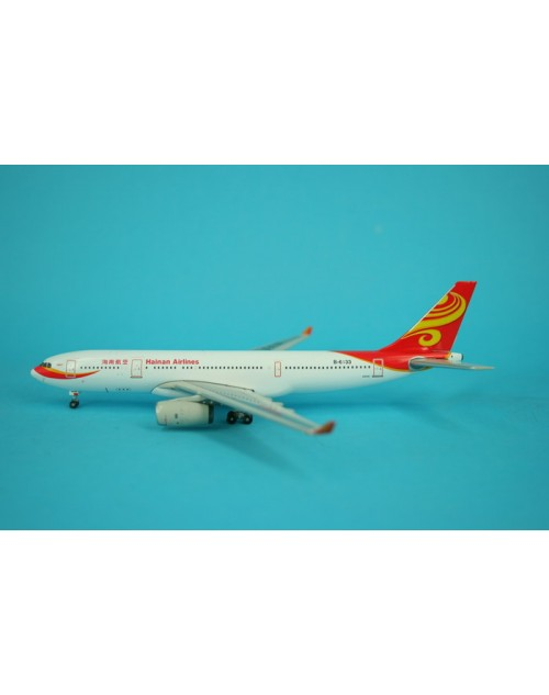 Hainan Airlines Airbus A330-243 B-6133 1/400 scale diecast Phoenix Models
