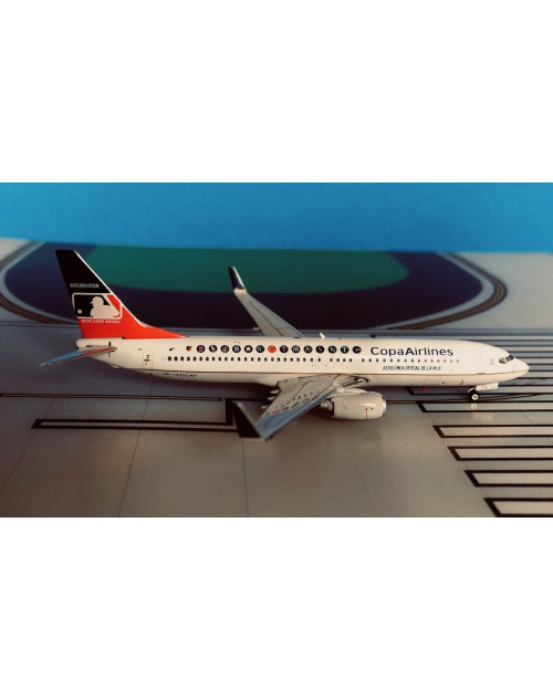 Copa Airlines Boeing 737-800 Winglets HP-1533CMP 1:400 scale diecast Phoenix Models