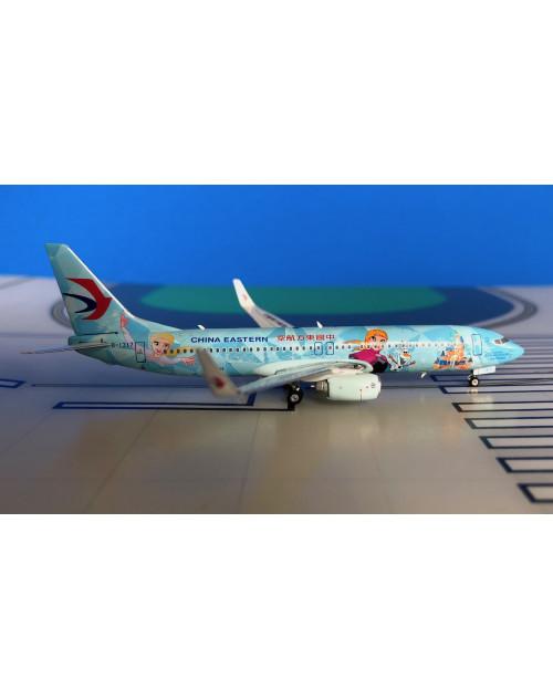 China Eastern Boeing 737-800/W B-1317 Disney 1:400 scale diecast Phoenix