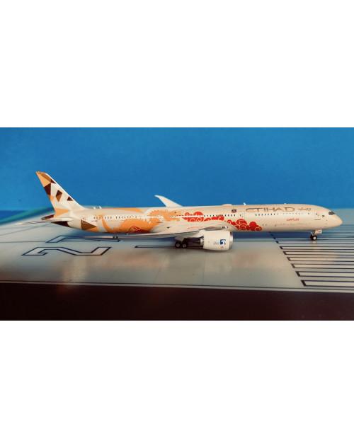 Etihad Boeing 787-10 A6-BMD Choose China 1/400 scale diecast Phoenix Models