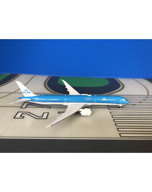 KLM Boeing 787-10 PH-BKC 100th Anniversary 1/400 scale diecast Phoenix Models