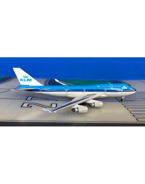 KLM Boeing 747-400 PH-BFR old colors 1/400 scale diecast Phoenix Models