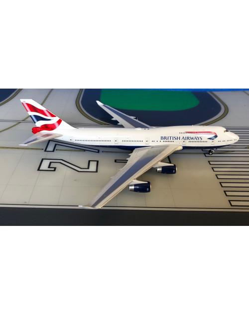 British Airways Boeing 747-400 G-BYGG 1/400 scale diecast Phoenix Models