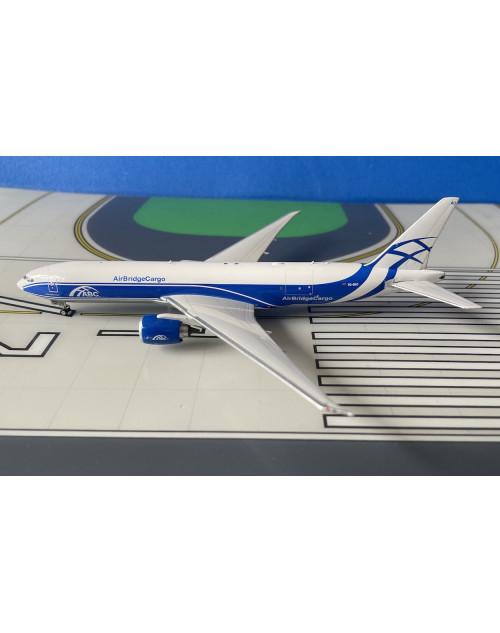 AirBridgeCargo Boeing 777-F VQ-BAO 1/400 scale diecast Phoenix Models