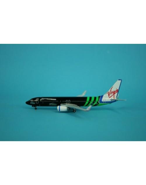Virgin Blue Boeing 737-81Q Winglets VH-VOI 1/400 scale diecast Phoenix Models