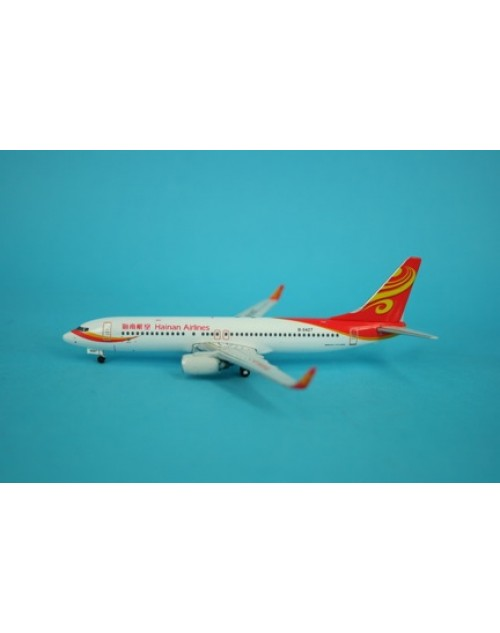 Hainan Airlines Boeing 737-84P Winglets B-5427 1/400 scale diecast Phoenix Models