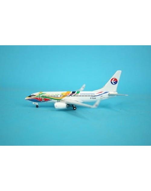China Eastern Boeing 737-79P Winglets B-5265 Expo 2010 1/400 scale diecast Phoenix Models