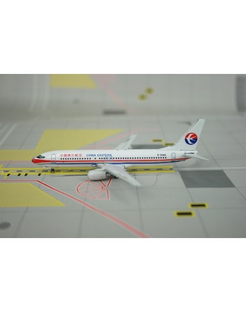 China Eastern Boeing 737-86R B-2665 1/400 scale diecast Phoenix Models
