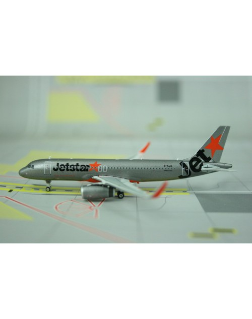 JetStar Hong Kong Airbus A320-232 B-KJA Sharklets 1/400 scale diecast Phoenix Models